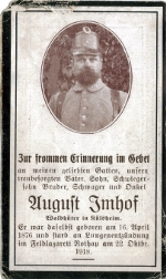 August Imhof
